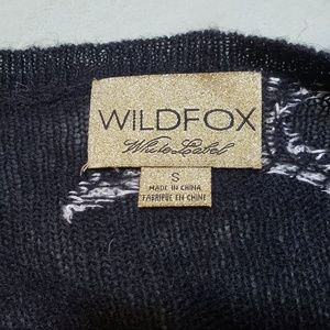 Wildfox Sweaters - WILDFOX LENON SEEING STARS SWEATER
